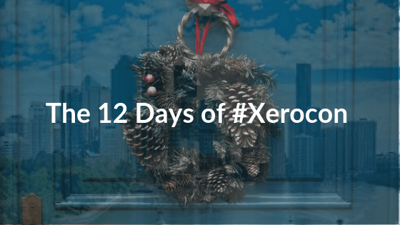 The 12 Days of #Xerocon