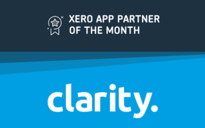 #XeroAppoftheMonth November 2019 – Clarity