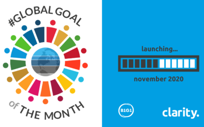 #GlobalGoaloftheMonth 🚀  Clarity campaign LAUNCH