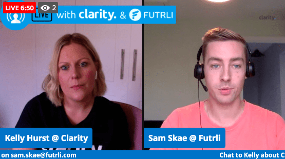 Achieving an ROI with Clarity & Futrli