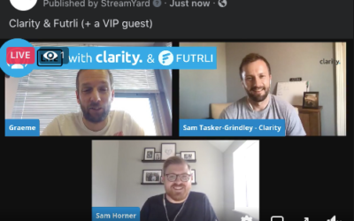 How to Engage Your Clients in a COVID World | Clarity & Futrli