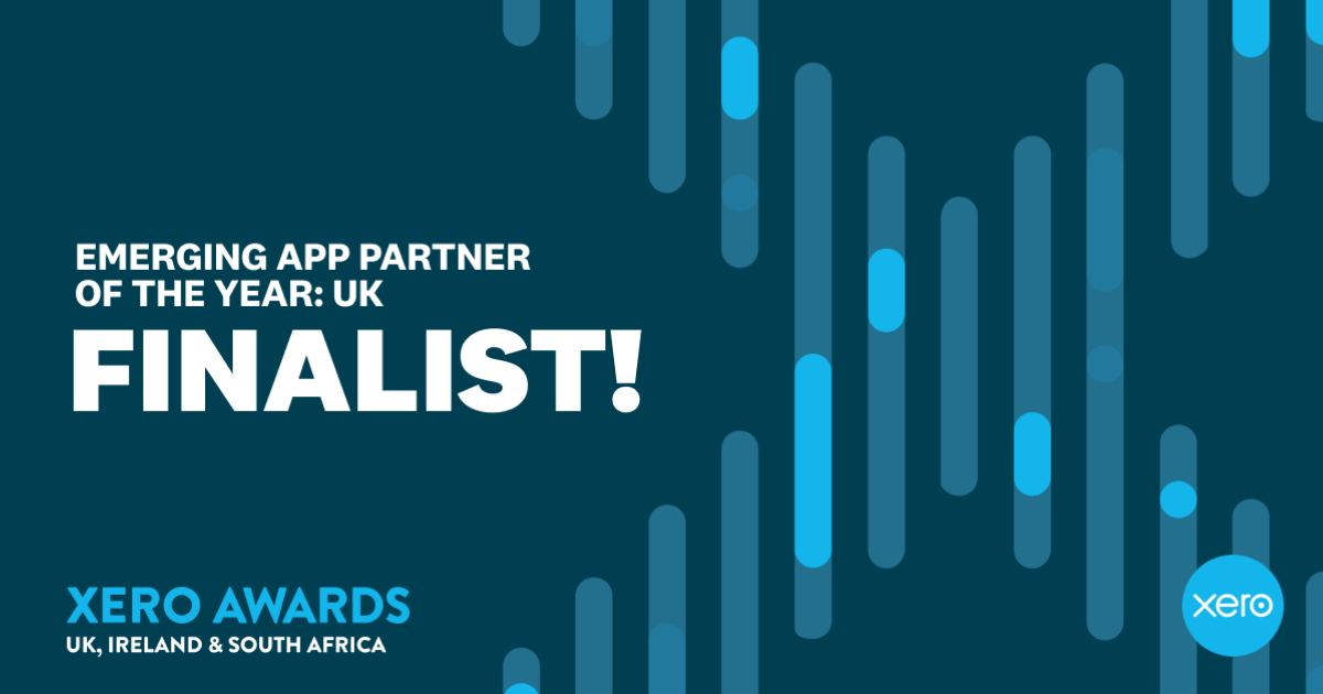 Xero Awards - Emerging App partner of the year