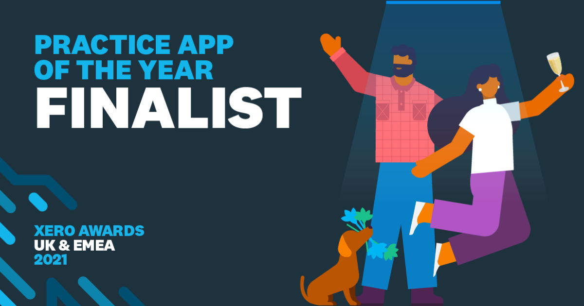 Xero Awards Practice App of the year