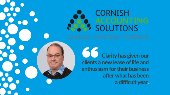 Q4 Clarity Case Study – Paul Miller – Cornish Accounting Solutions