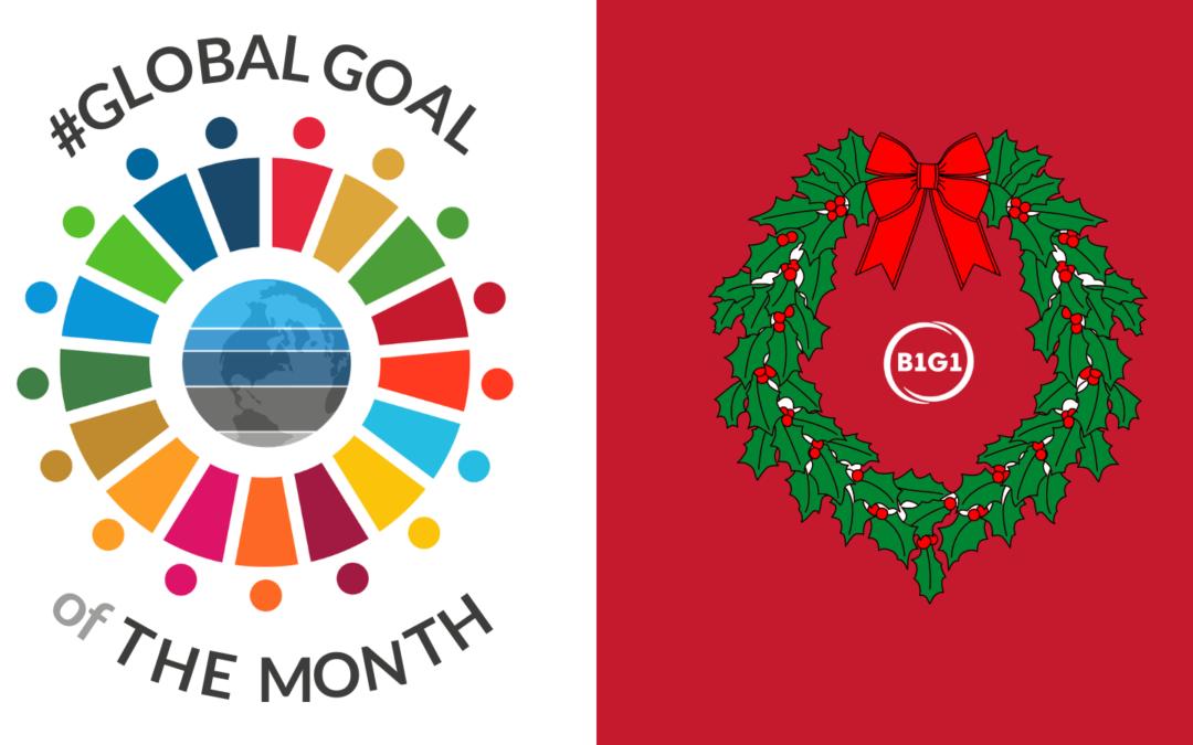 Clarity's December #GlobalGoaloftheMonth