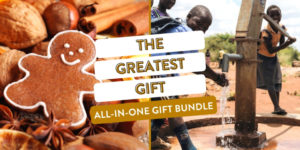 The Greatest Gift - #globalgoalofthemonth