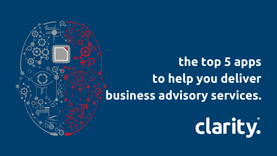 The top 5 apps to help you deliver business advisory services